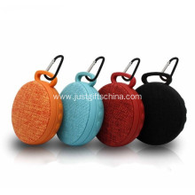 Promotional mini fabric Bluetooth Speakers