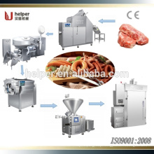 Industrial sausage making machine