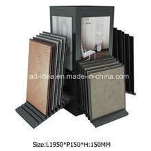 Multi Sides Practical Display / Display for Quartz, Marble, Mosaic Advertising