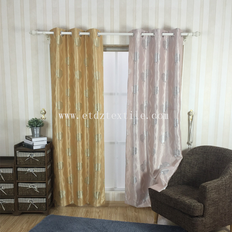 FIRST CLASS JACQUARD CURTAIN BLACKOUT