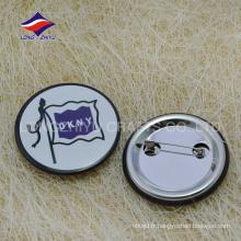 Cadeaux imprimés ronds spécial personnalisés logo étain