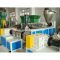 automatic plastic single screw extruder