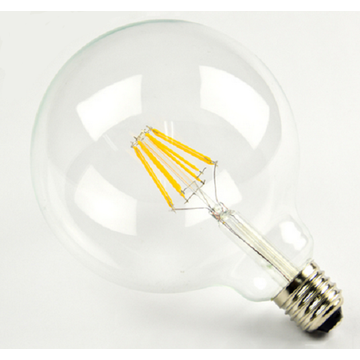 Led Filament Bulbs G80 6W