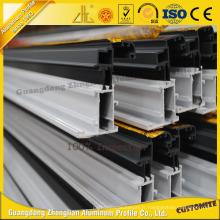 Anodisation ou revêtement en poudre Fenêtres et portes en aluminium
