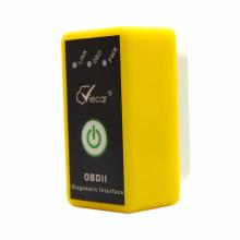 Nuevo Elm327 Bluetooth OBD2 escáner herramienta de diagnóstico Auto para coches