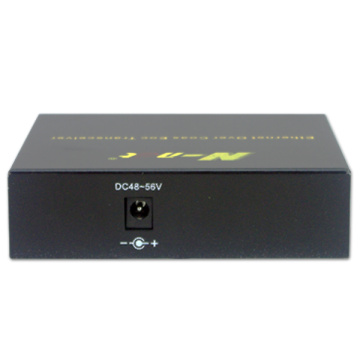 5-Port POE Coax to Ethernet 10 / 100M