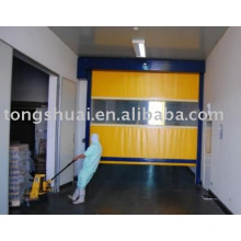high insulation door