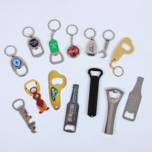 Promotion Metal Stainless Steel Beer Bottle Opener