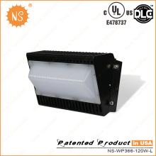 Impermeable pared LED IP65 120W LED paquete de pared