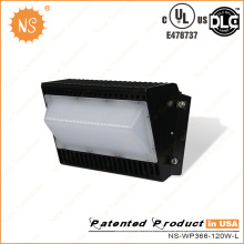 UL Dlc Перечисленный Открытый 120W светодиодный настенный светильник