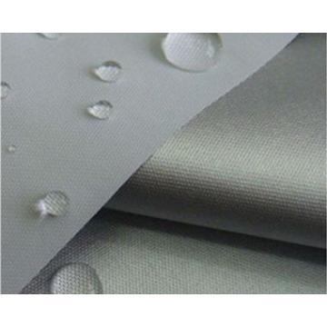 Tissu imperméable de taffetas de polyester de 210t pour la tente