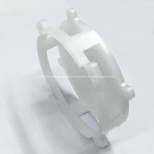 CNC-Bearbeitung von Kunststoffschalen für die Kappe