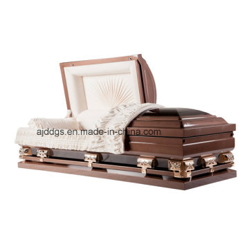 Brown and Black Coffin (18280119)