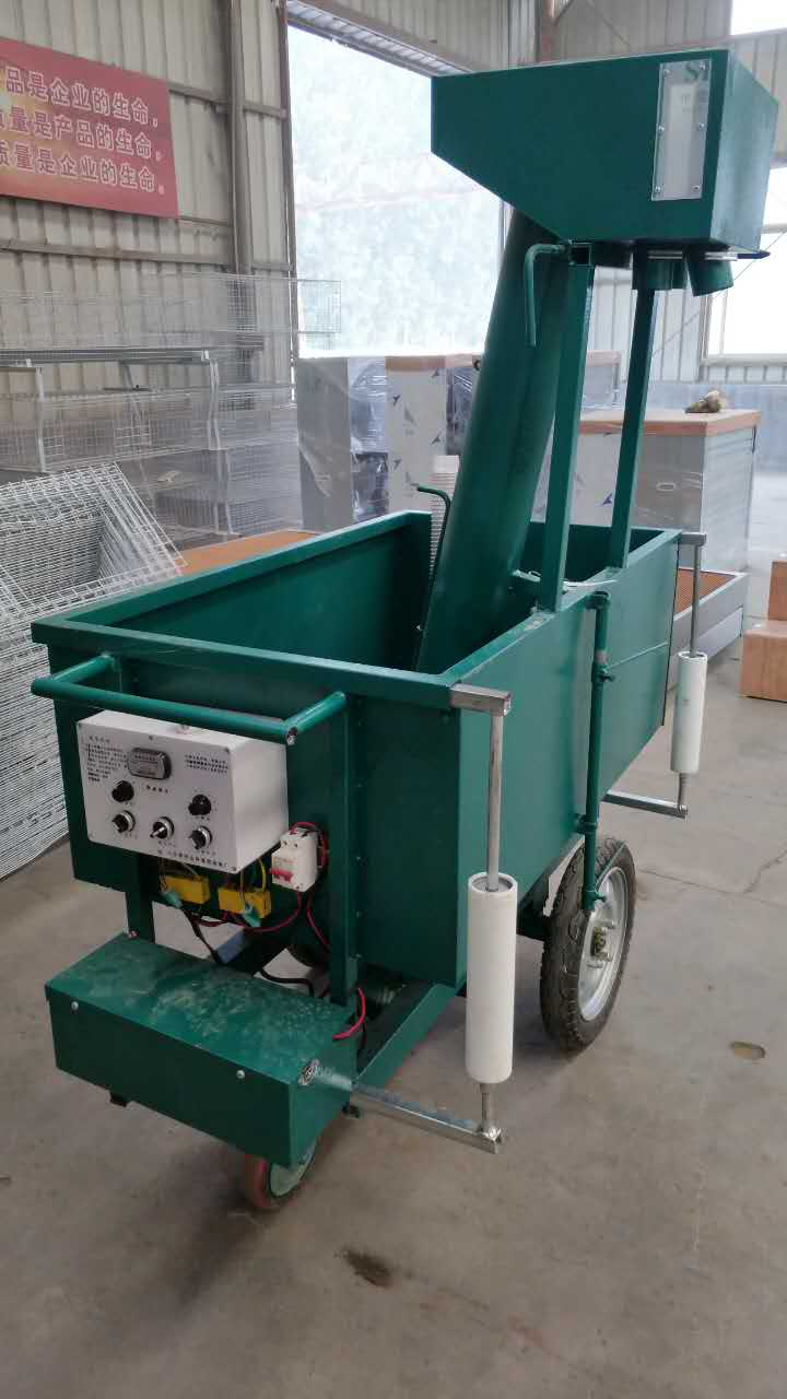 Trolley feeding System
