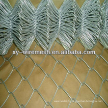 2013 hot sale firmly stainless steel chain link net