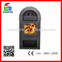 Estufas de carbón de madera antigua de la nueva llegada con el horno