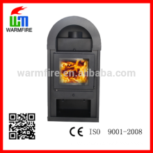 New arrival antique wood coal stoves with oven