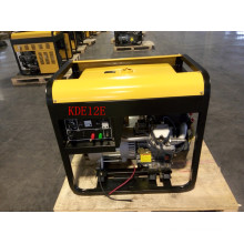 AC Single Phase 50Hz/8.5kw Open-Frame Diesel Generator with Twins Cylinder