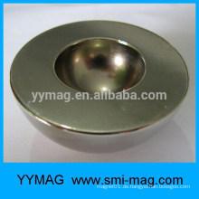 Hochwertiger Schüssel geformter Magnet