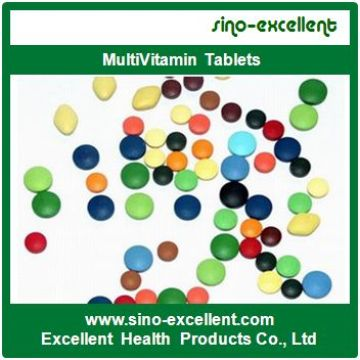 Multivitaminico Tablet
