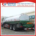 SINOTRUK HOWO 6X4 20000L manual de caixa de câmbio abastecimento de água potável fornecedor
