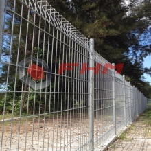 PVC Welded Wire Fence of BRC Pagar