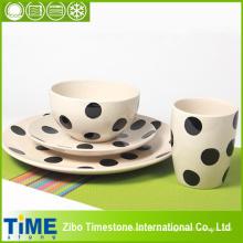 Красивые Коровы Pattern Керамический Набор Посуды (15032603)