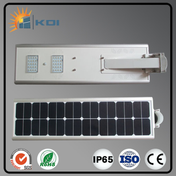 20W all in one solar street light