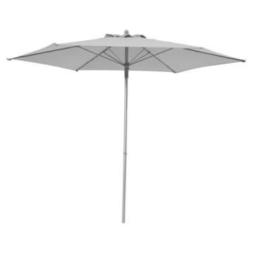 Parapluie de jardin extérieur de polyester de 2,3 m sans support