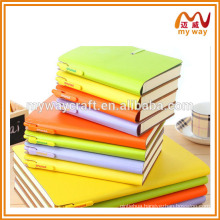 High-grade PU leather notebook printing office stationery