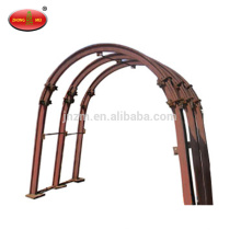 China Coal U Steel Tunnel Support, Steel Arch Mining Tunnel Support