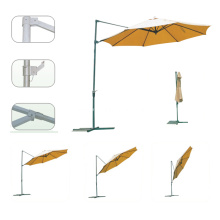 Cantilever Crank Patio Durable Good Quality Umbrella