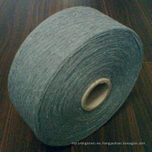 Hb986 Open End Manufacturer Tela de algodón reciclada Selling Yarn Cotton Polyester Thick and Thin Yarn