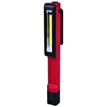 Mini stylo de poche ABS couleur rouge 3W