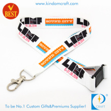 Custom Made Medical Staff Use Lanyard