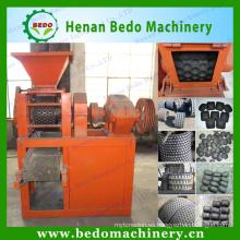 2015 más popular Multi-función de forma redonda barbacoa máquina de hacer carbón en China con CE 008613253417552