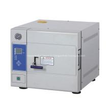 Stérilisateur de vapeur de pression de dessus de table d'autoclave médical 35 / 50L