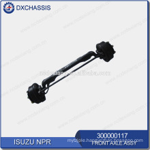 Genuine NPR Front Axle Assy 300000117