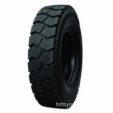 Industrial pneumatic and solid tire, used for forklift, with ISO, CCC and DOT certification