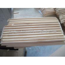 Accessoires de tableau blanc en moulures en bois
