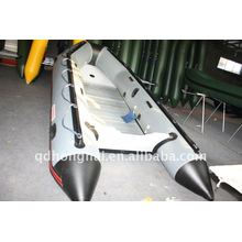 CE hh-s430 boat aluminum inflatable sport boat manufacturer
