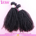 New designed jerry curly hair weave 100% unprocessed virgin mongolian curly hair weave