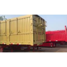 Remorque cargo 3 essieux 60 tonnes