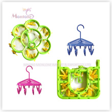Plastic Clothes Hanger, Round Clothes Hanger, Rectangular Clothes Hanger