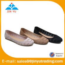 good quality latest design lady dress shoes