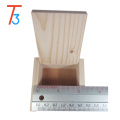small jewelry box pure wood color handcrafted collectibles gift luxury
