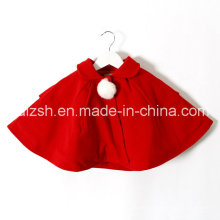 Children New Winter Shawl Cloak for Wholesale