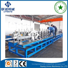 racking sigma purlin roll forming machine