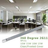 15W UL 4PIN 2G11 Led Tube Light