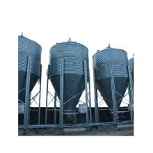 Animal poultry goat chicken farm pig farm feed silo